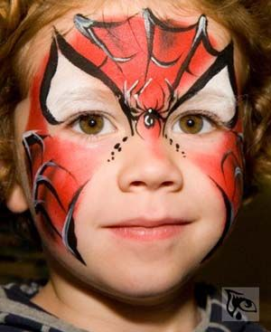face painter plum crazy events. Black Bedroom Furniture Sets. Home Design Ideas