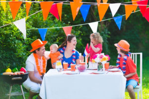 Kid's party hire